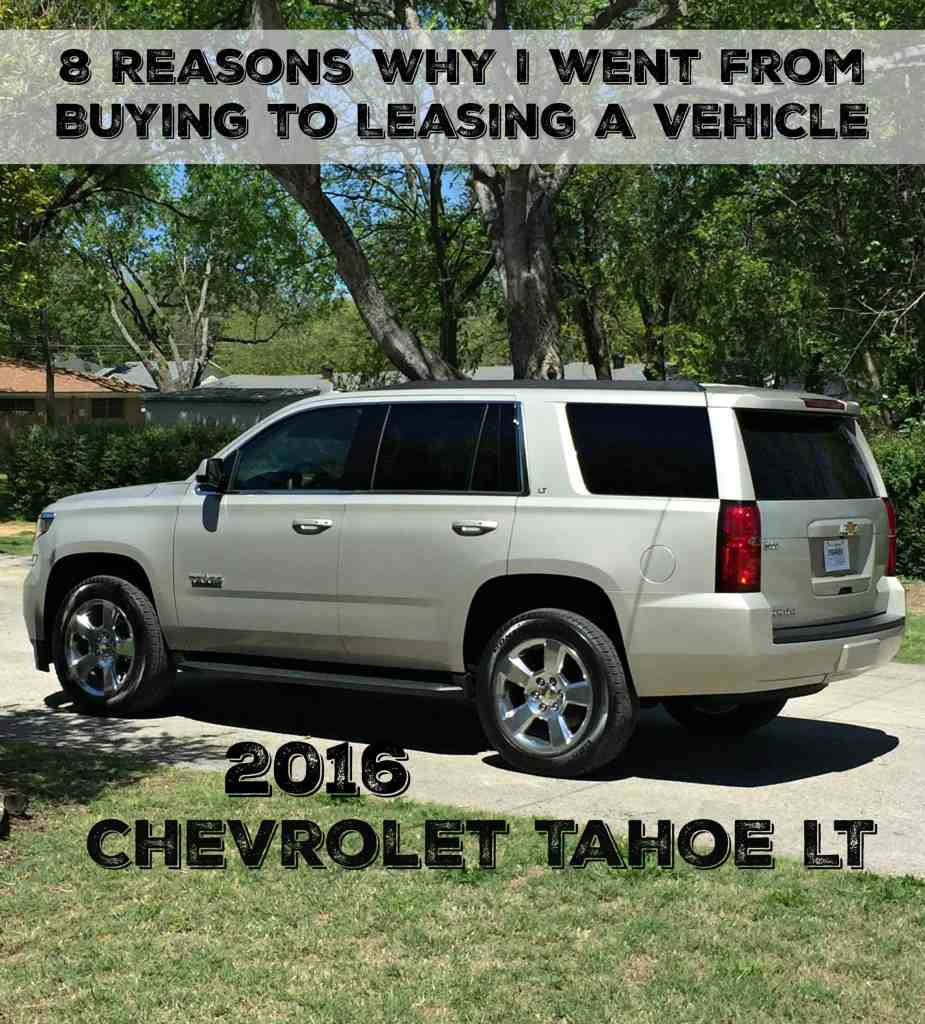 8 Reasons Why I Leased My First Current Vehicle