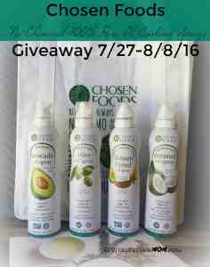 Healthy cooking sprays with 100% pure oil only ingredient