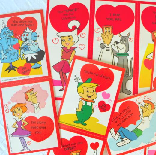 brika kids valentines day cards - Kid Valentines