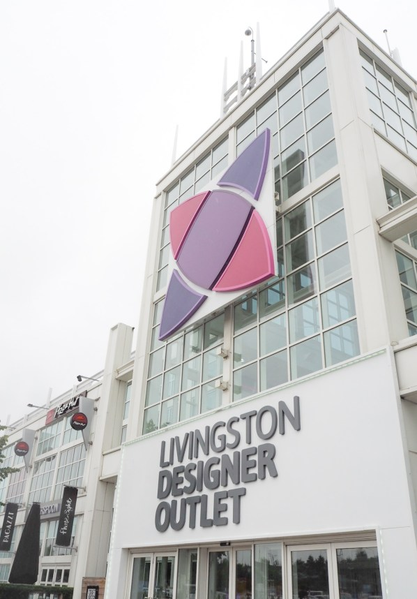 Livingston designer outlet scotland
