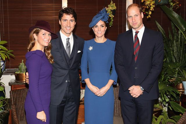Charlotte takes Royal duties in her stride