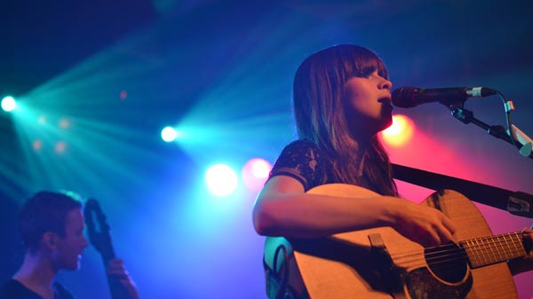 For Folk's Sake Gabrielle Aplin live Scala