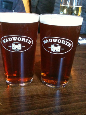 Fairport Convention Wadworth ale