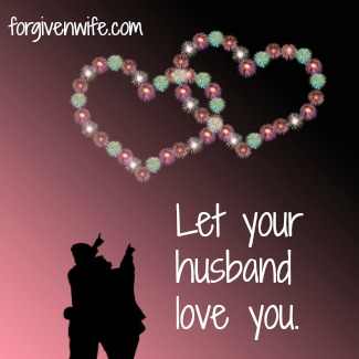 Do you believe that you deserve love and joy in your marriage?