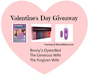 Valentine's Day Giveaway!