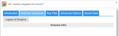 Cara Mengintegrasikan Keepass di Browser Google Chrome dan Vivaldi