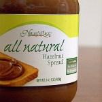 Nature's Place Hazelnut Spread vs. Nutella