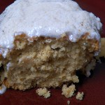 Moxie Cake (with Nor'Easter frosting)