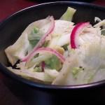 Avocado Fennel Salad