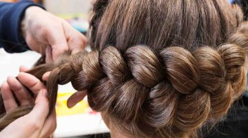 Braided Hairstyles and Braid Ideas for School Cute Girls Hairstyle Ideas