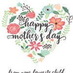Happy Mothers Day Messages — Grab These Free Printable Cards