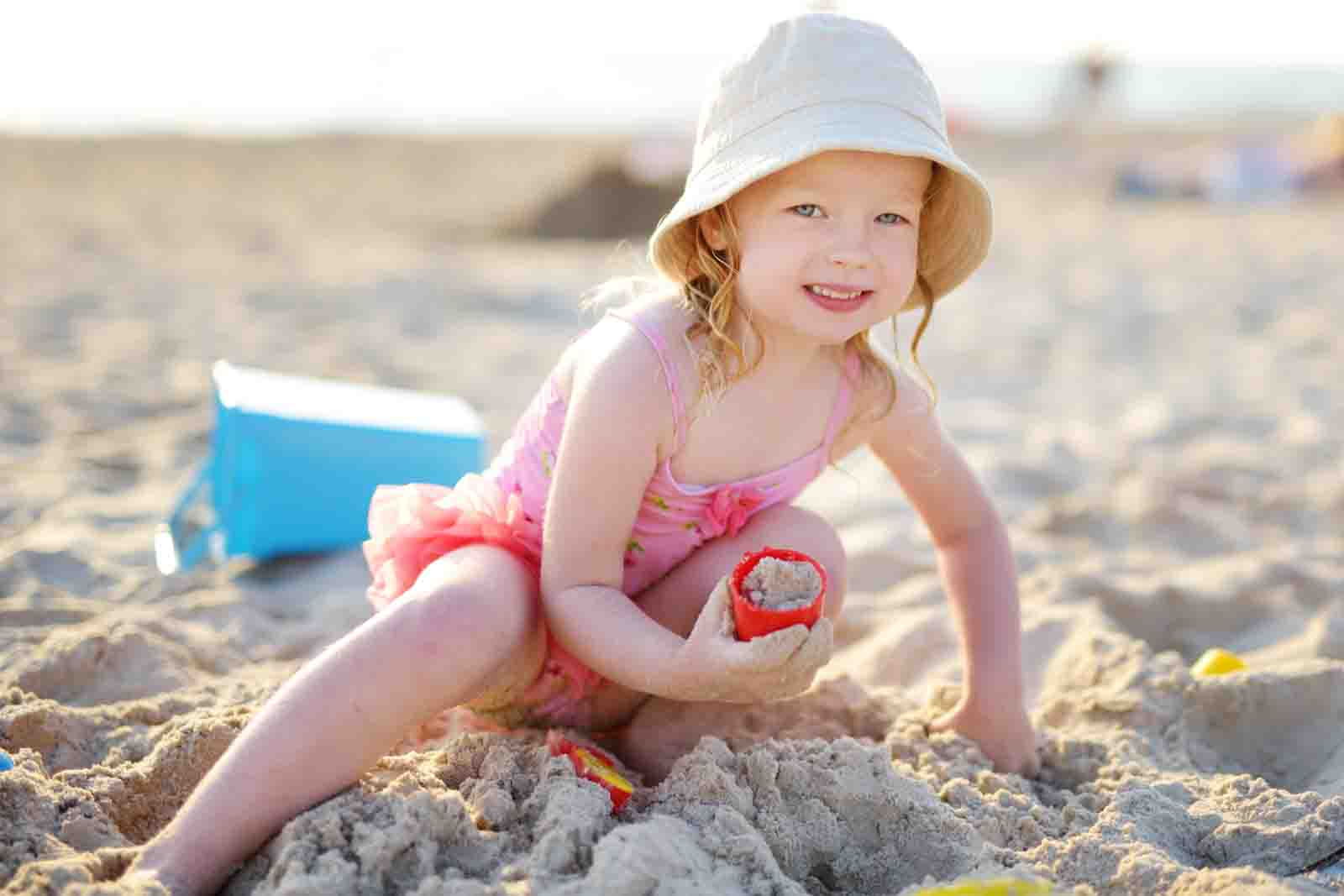 What To Bring To The Beach For Vacation With Toddler