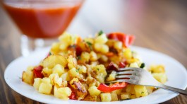 Breakfast Skillet Potatoes Recipe