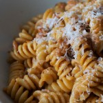Pasta with Sundried Tomato Pesto