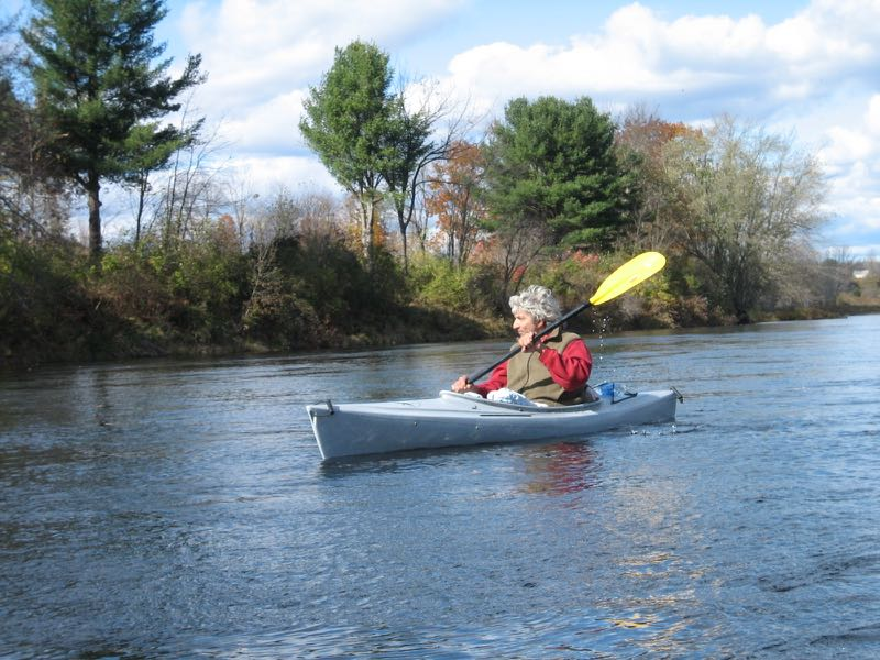 PS- Kennebec Kayak
