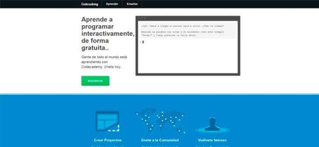 Aprender a programar gratis de forma online