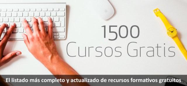 Cursos online gratuitos 2016, lista completa de recursos