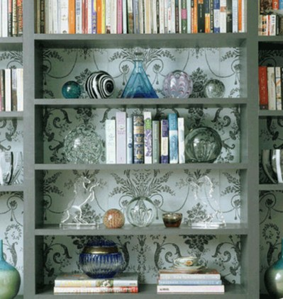 DIY: Using Fabric as Wallpaper   Forma Living
