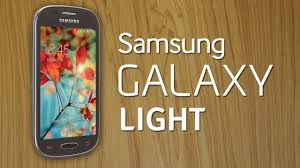 Samsung Galaxy light format atma