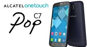 Alcatel one touch c7 Format Atma