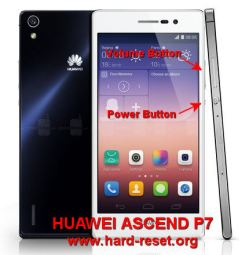 Huawei Honor 7 Plus format atma