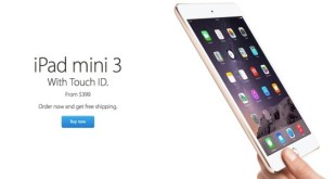 iPad Mini 3 format atma