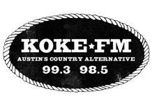 99.3 KOKE Austin KOKE-FM Bob Cole Eric Raines