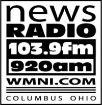 News Radio Newsradio 103.9 920 WMNI WMNI-FM Westerville Columbus