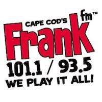 93.5 101.1 Frank FrankFM WFRQ WFQR Cape Cod