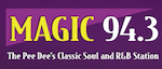 Magic 94.3 Classic Soul R&B WCMG Florence