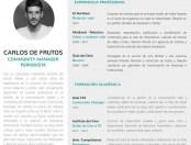 Curriculum Vitae en formato Word