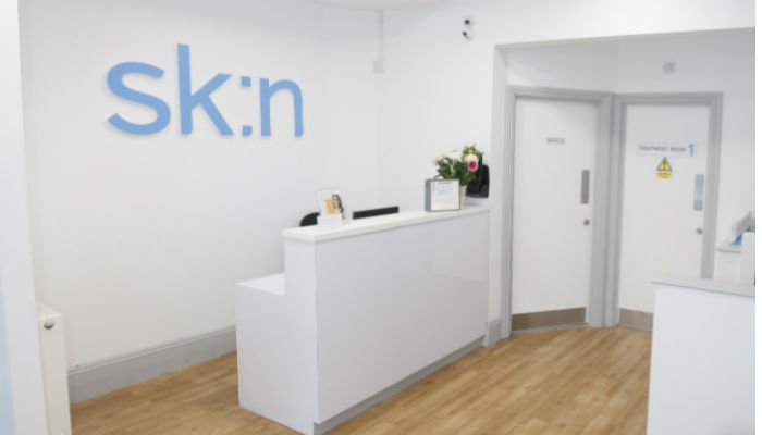 sk:n clinic Plymouth