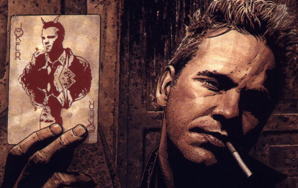 John Constantine é o Anti-Heroi Vítima!