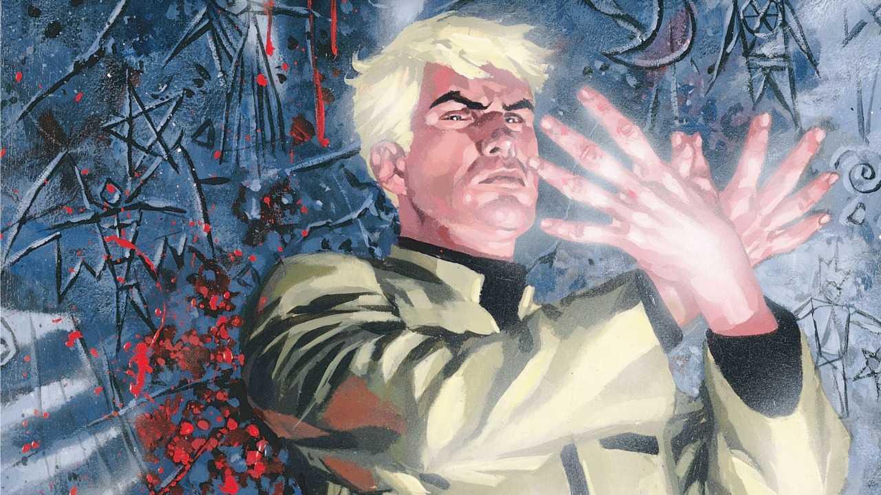 Lúcifer, na versão dos quadrinhos da Vertigo/DC!