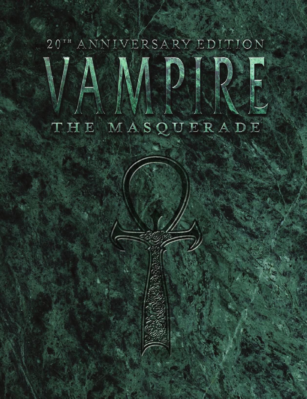 Vampire: The Masquerade