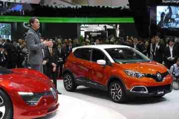 Laurens van den Acker and Renault Captur