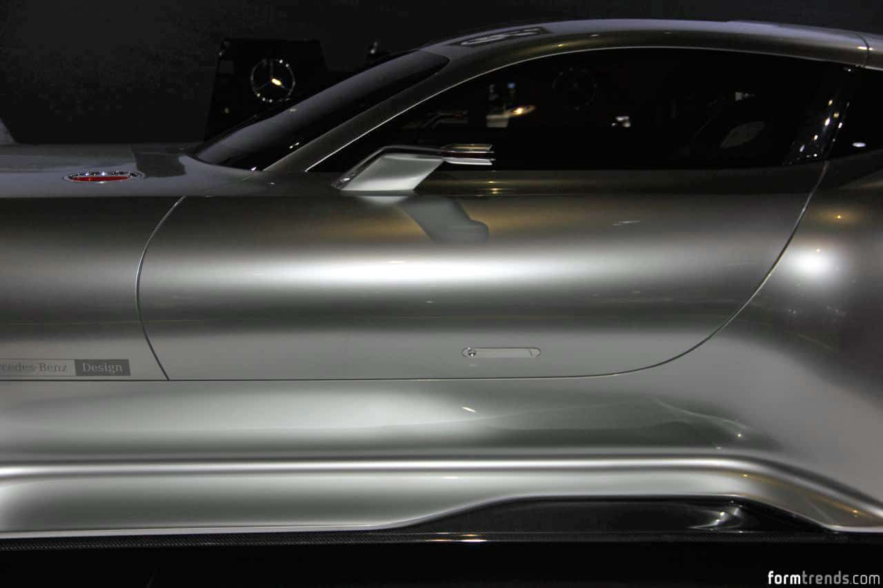 Making Of Mercedes Amg Vision Gran Turismo Form Trends