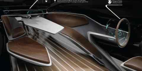 Mercedes-Benz Fulldeck concept by Namsuk Lee