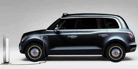 London Taxi Company – Geely proposal