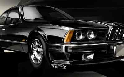Grigory Bars' BMW 635 CSi