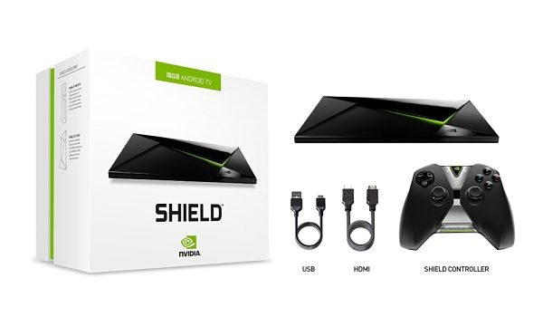 NVIDIA Shield Android TV Accesorios