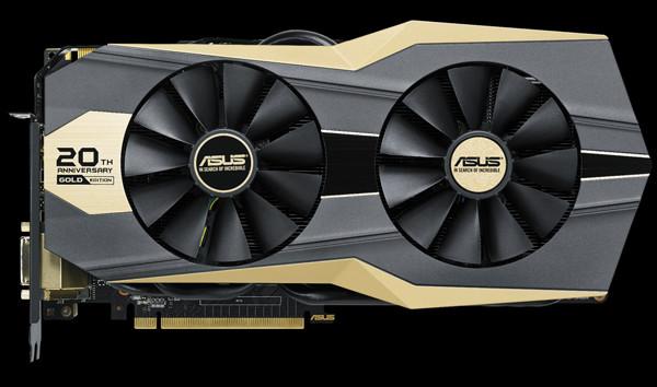 ASUS GeForce GTX 980 Ti Gold Edition