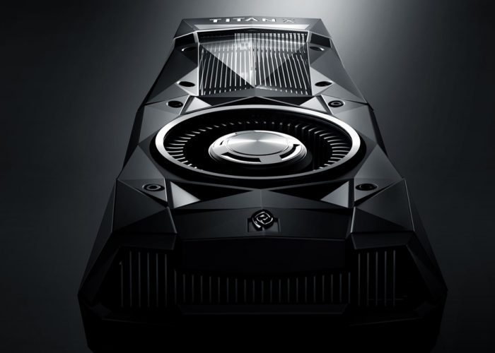 NVIDIA GeForce GTX TITAN X Pascal 4