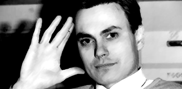 "John Ausonius även känd som ""Lasermannen"""