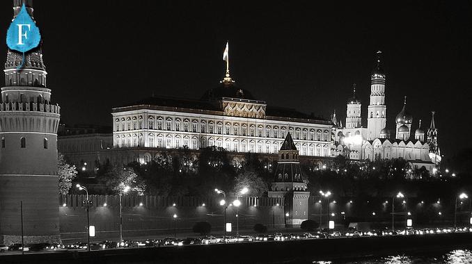 Kreml / Foto: PD - Pixabay.com