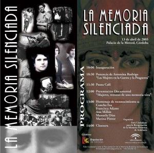 Cartel-jornadas-memoria-silenciada