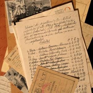 Documentos recuperados en archivos