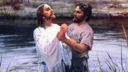 bautismos de jesus
