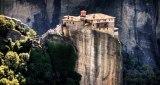 Tipico Monasterio de Meteora