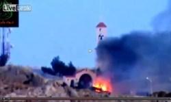 incendio de monasterio de querubines
